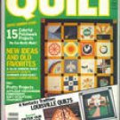 Lot of 3 Vintage QUILT magazines Spring Summer Fall 1981 quilters and collectors