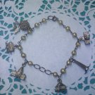 Old charm bracelet souvenir from Washington D. C.