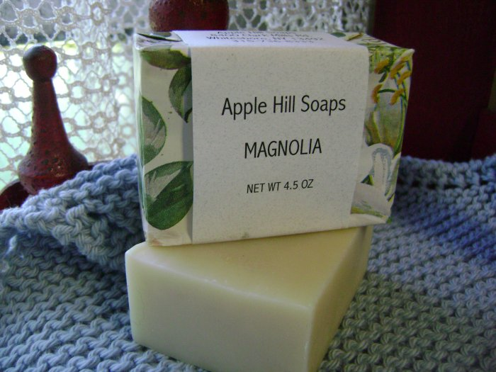 APPLE HILLS -Magnolia Soap