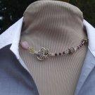 2 in 1 Gemstone necklace