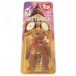 Ty Britannia Bear
