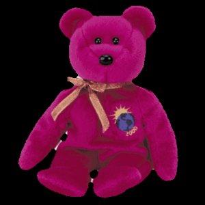 Ty Millennium The Bear