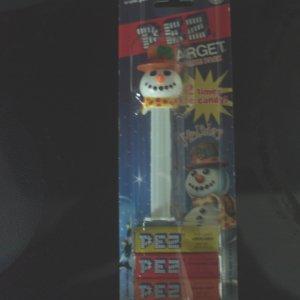 Pez - Snowman Dispenser