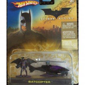 Batman Begins - Bat Copter