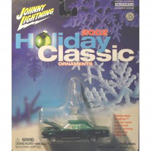 Johnny Lightning - Holiday Classic Ornaments