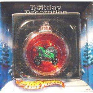 Hot Wheels - Holiday Decoration - Shopping Cart
