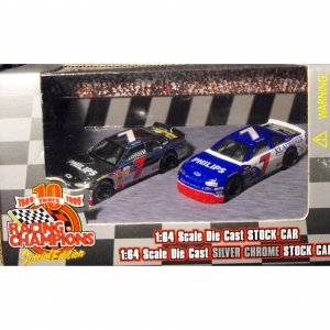 Nascar - Racing Champions 10 Year S.E. - 2 Pack