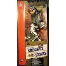NFL Figures - Jeremy Shockey/Ray Lewis - 2 Pack