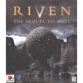 Riven (The sequel to Myst) - Strategy Guide