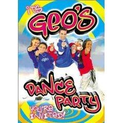 Geo's Dance Party - Music DVD