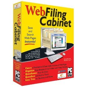 Web Filing Cabinet - PC