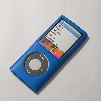 Silicone Case For iPod Nano 4