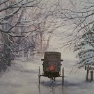Eric Mohn Postcard Winter Storm