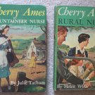 2 Cherry Ames Books: Rural Nurse and Mountaineer Nurse