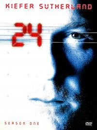24 Season One Kiefer Sutherland DVD