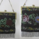 Vintage Antique Micro Beaded Purse