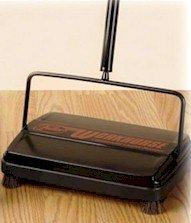 Fuller Brush Workhorse Commercial Sweeper #100