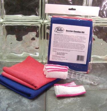 Fuller Brush Duster Combo Kit for Blinds