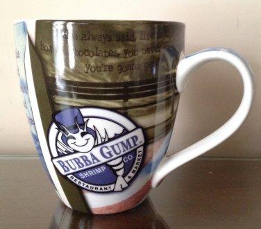 Bubba Gump Shrimp Co. Coffee Cup Mug Daytona Beach -18 Oz.