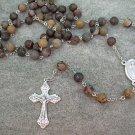 Crazy Horse Stone Gemstone Rosary 8mm beads