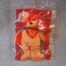 2004 TY Happy Meal the Bear Teenie Beanie MIP