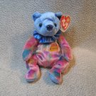 September the Birthday Bear TY Beanie Baby Retired MWMT