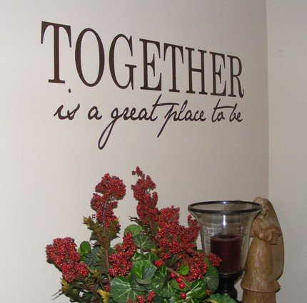 TOGETHER is a great place to be