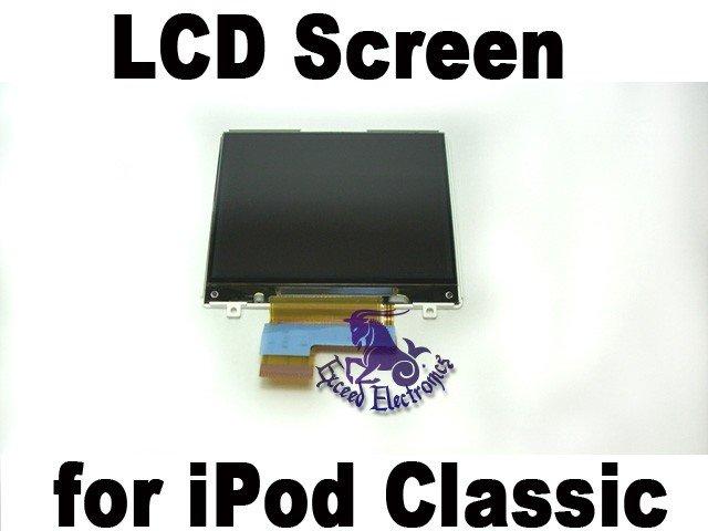 Genuine OEM LCD Screen for iPod 6th Gen Classic 80GB 160GB