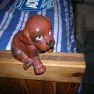 puppy dog statue