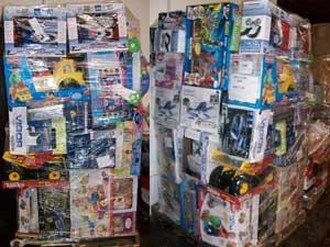 KL Assorted Toy Pallet