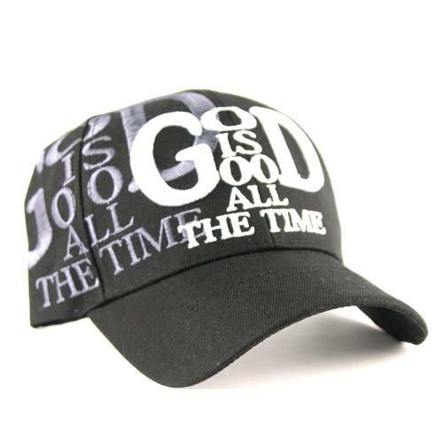 God Is Good Christian Ballcaps