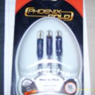 Mini 3.5 to RCA 10ft cable-Glod plated