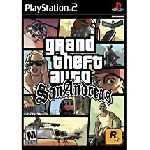 Free Shipping!!!! Grand Theft Auto: San Andreas (PS2)