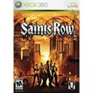 Saints Row Xbox 360 FREE SHIPPING!!!!!! BUY ME NOW!!!!!!!!!!!!!