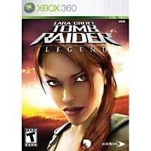 Tomb Raider: Legend Xbox 360 FREE SHIPPING!!