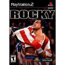 Rocky PS2 NEW!!!! FREE SHIPPING!!!!!