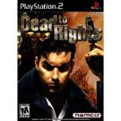 Dead To Rights (PS2) NEW!!! FREE SHIPPING!!!!