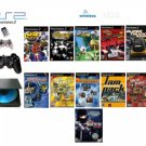 "New Slim Sony Playstation 2 ""Super Wireless Bundle""  NEW!!! FREE SHIPPING!!!!"