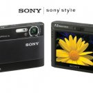 "Sony DSC-T10 - ""Black"" 7.2 MegaPixels Digital Camera with 14X Smart Zoom"