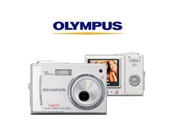 Olympus D630 - 5.0 Megapixel Wallet Size Digital Camera FREE SHIPPING!!!