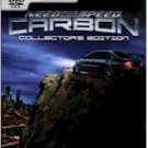 NEED FOR SPEED CARBON - COLLECTORS ED. free shipping!!!!