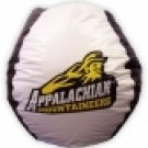Bean Bag Appalachian St Mntnrs FREE SHIPPING!!!