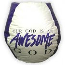 Bean Bag Awesome God Free Shipping!!!