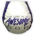 Bean Bag Awesome God Free Shipping!!!