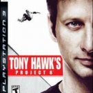 Tony Hawk's Project 8 PS3 Free Shipping!!!
