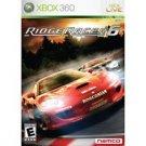 Ridge Racer 6 - Xbox 360 FREE SHIPPING!!!