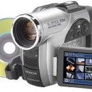 Hitachi DZ-MV730A - DVD Camcorder with 240x Zoom + 512MB High Speed SD Memory Card Free Shipping