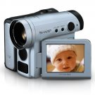 SHARP VL Z1U MiniDV Compact Digital MiniDV VIEWCAM with 500X ZOOM FREE SHIPPING!!!