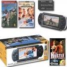 Sony PlayStation Portable W/1GB Memory Card, 2  Games + UMD Movie FREE SHIPPING!!!