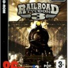 RAILROAD TYCOON 3 PC GAME Free Shipping!!!